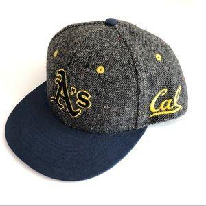 Other - Oakland A's & Cal Berkeley logo baseball hat